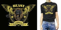 Graphic Design Kilpailutyö #25 kilpailuun Design a Mens or Womens MMA style T-Shirt