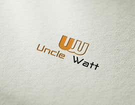 Nro 31 kilpailuun Rock Band Logo--Uncle Watt käyttäjältä rana60