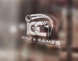 #161 untuk Logo for new indoor/outdoor virtual golf and games center oleh AalianShaz