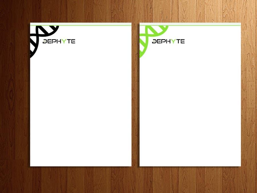 Bài tham dự cuộc thi #11 cho Ich benötige ein grafisches Design for a letter header