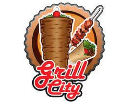 #28 cho Design a Logo for Grilled Food Restaurant bởi ouzhanouz