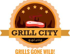 #20 cho Design a Logo for Grilled Food Restaurant bởi reineaguila