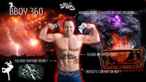 Graphic Design Entri Peraduan #15 for Add Muscles, Lightning, Fire and Awsomeness to a photo of Me