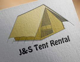 #5 cho Design a Logo for J&S Tent Rental bởi mwarriors89