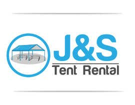 #12 for Design a Logo for J&S Tent Rental by georgeecstazy