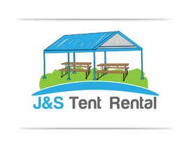 #14 cho Design a Logo for J&S Tent Rental bởi georgeecstazy