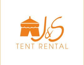 #8 cho Design a Logo for J&S Tent Rental bởi marthiq