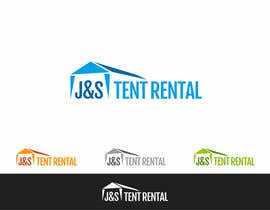 #29 cho Design a Logo for J&S Tent Rental bởi AntonMihis