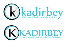 #17 para Design a Logo for kadirbey (it is a software company) por akhil0474