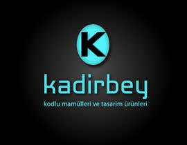 nº 10 pour Design a Logo for kadirbey (it is a software company) par StoneArch