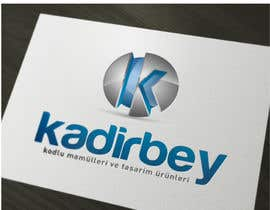 nº 27 pour Design a Logo for kadirbey (it is a software company) par sbelogd