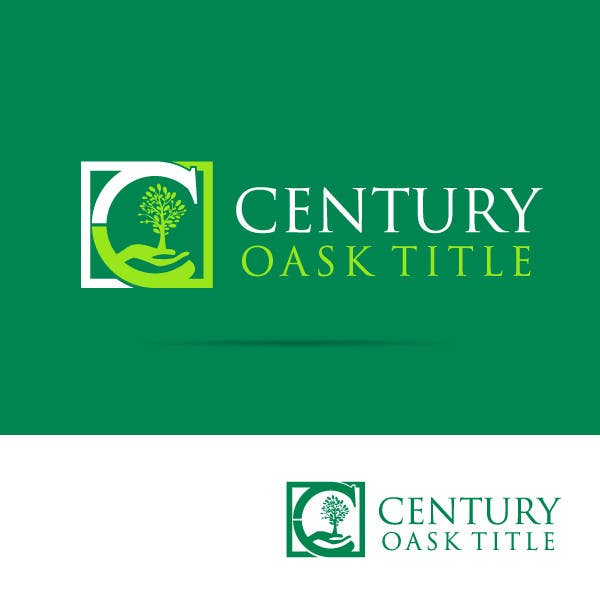 Konkurrenceindlæg #66 for Design a Logo for Century Oaks Title