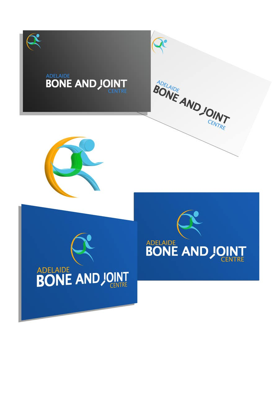 Konkurrenceindlæg #63 for Design a Logo for Adelaide Bone and Joint Centre