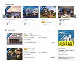 yoonpa tarafından Design a Website Mockup için no 12