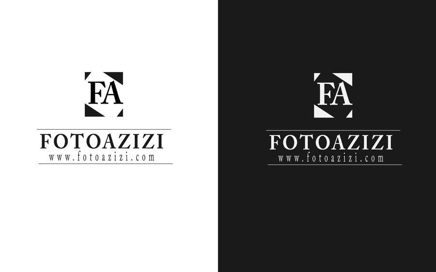 Inscrição nº 126 do Concurso para Design a Logo for www.fotoazizi.com
