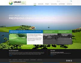 #16 for Urubo Golf Design by geniedesignssl