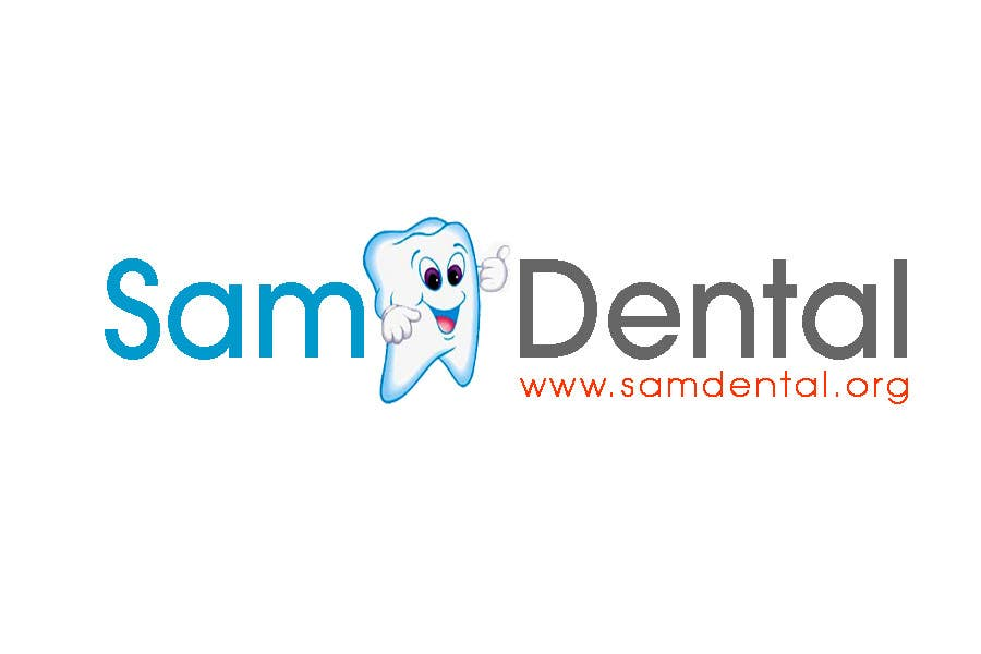 Contest Entry #15 for Sam Dental Logo