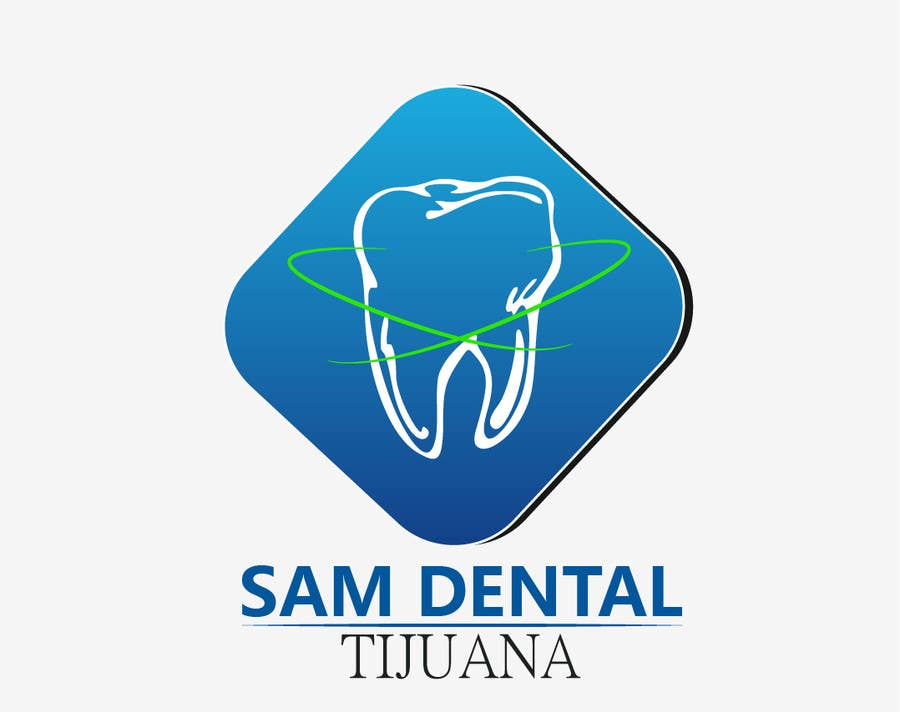 Contest Entry #59 for Sam Dental Logo