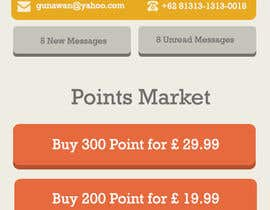 #10 para Design a set of HTML5 Mobile templates por dikigunawan