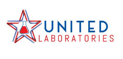 "#29 untuk Design a Logo for ""United Laboratories"" oleh mogado"