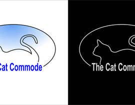 klakornikola tarafından Design a Logo for the Cat Commode için no 11
