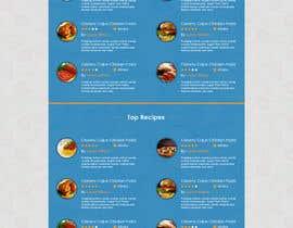muhamedibrahim25 tarafından Food Website Design için no 15