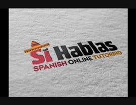 eddesignswork tarafından Design a LogoS for   SI HABLAS için no 36