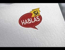 Med7008 tarafından Design a LogoS for   SI HABLAS için no 29