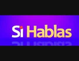 prakash02gupta tarafından Design a LogoS for   SI HABLAS için no 23