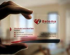 Nro 15 kilpailuun Design some Business Cards for NGO käyttäjältä mamun313