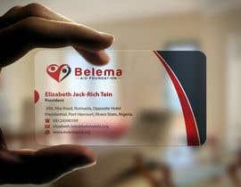 Nro 16 kilpailuun Design some Business Cards for NGO käyttäjältä mamun313