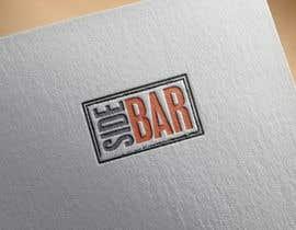 """emon356 tarafından Bar Logo - """"SIDEBAR"""" için no 121"""