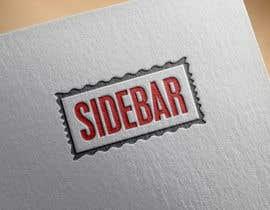 """emon356 tarafından Bar Logo - """"SIDEBAR"""" için no 177"""