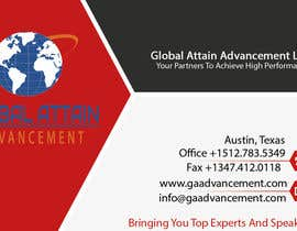 #1 for Design some Business Cards for GAA af trcoolmec