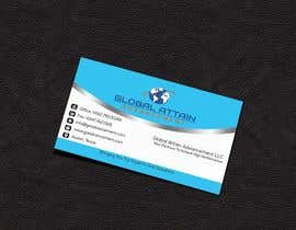 #5 for Design some Business Cards for GAA by Rahimaakter015