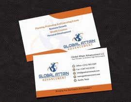 #10 for Design some Business Cards for GAA by Rahimaakter015