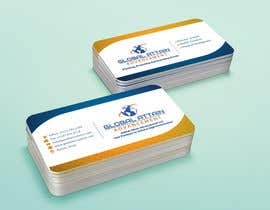 #15 for Design some Business Cards for GAA by qaisshaar