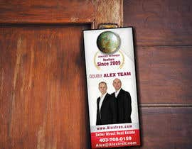 #24 cho Design a Door Hang Flyer bởi adidoank123
