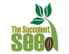 #58 untuk Design a Logo for The Succulent Seed oleh richard85rego