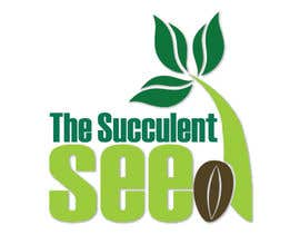 #59 untuk Design a Logo for The Succulent Seed oleh richard85rego