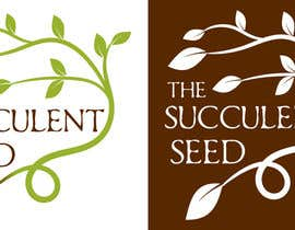 #71 for Design a Logo for The Succulent Seed af cbarberiu
