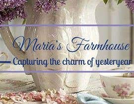 rj22 tarafından Design a Banner for Maria's Farmhouse için no 25
