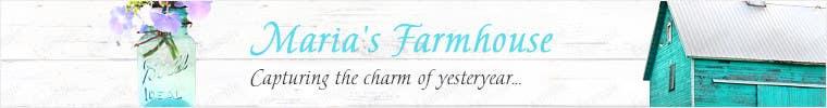 Inscrição nº 72 do Concurso para Design a Banner for Maria's Farmhouse