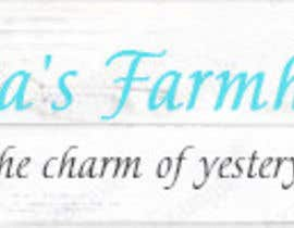 #72 cho Design a Banner for Maria's Farmhouse bởi RomanTupolev