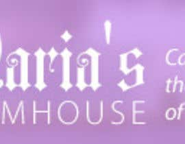 #12 for Design a Banner for Maria's Farmhouse by hikaruaozora