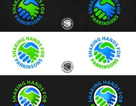#213 for Design a Logo for Shaking Hands for Parkinson's by Jun01