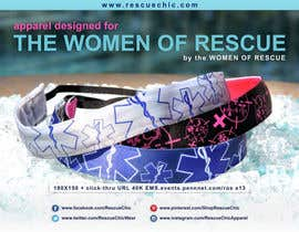 #9 for Design a Banner for RescueChic by ayogairsyad