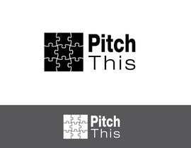 #214 para Design a Logo for Pitch This por rangathusith