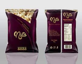 #25 untuk Create Print and Packaging Designs for snack (in food) oleh Med7008