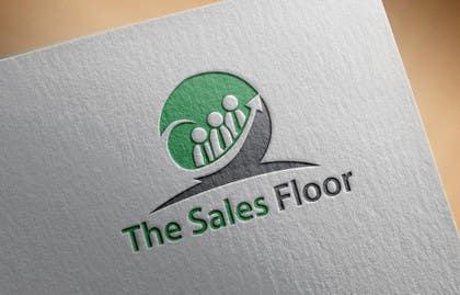 #47 untuk Design a Logo for The Sales Floor oleh alikarovaliya